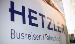 Hetzler Fahrschule & Busreisen Geschichte
